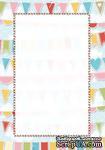 Двусторонняя бумага скрапбукинга от Galeria Papieru - LT 4, 10 x 14,5 см - ScrapUA.com