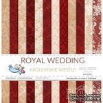 Набор двусторонней скрапбумаги от Galeria Papieru - Королевская свадьба,30,5х30,5 см - ScrapUA.com