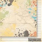 Лист двусторонней скрапбумаги от Galeria Papieru - изучение жизни 04,30,5х30,5 см - ScrapUA.com