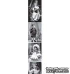 Двусторонний лист с картинками от Galeria Papieru, 5х30 см, GP-vintage1, 1 шт. - ScrapUA.com