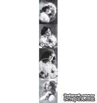 Двусторонний лист с картинками от Galeria Papieru, 5х30 см, GP-vintage3, 1 шт. - ScrapUA.com