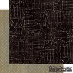 Лист двусторонней скрапбумаги Graphic 45 - Couture - Style, 30х30 см - ScrapUA.com