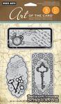 Резиновый штамп Hero Arts - Untitled Key, c оснасткой - ScrapUA.com