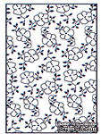Папки для тиснения Nellie Snellen Embossing Folder - Small Flowers 1 - ScrapUA.com