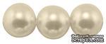 Бусины на нити Ivory, 4мм, отверстие: 1мм, цвет слоновая кость, 1 шт. - ScrapUA.com