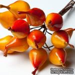 Набор ГРУШИ от Scrapberry's, 20x14 мм, 12 шт - ScrapUA.com