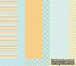 Набор бумаги ILS - I love pattern, 30x30 - ScrapUA.com