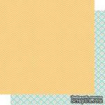 Лист скрапбумаги ILS -  I love pattern 05-06, 30x30 - ScrapUA.com