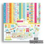 Набор бумаги для скрапбукинга от Echo Park -  I Love Sunshine, 12+2 листа, 30х30 см - ScrapUA.com