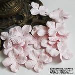 Гортензия, цвет: нежно-розовый, 3,2 см, 20 шт. - ScrapUA.com