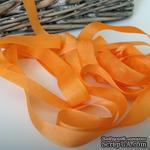 Лента Seam Binding - Mango Orange, цвет оранжевый, ширина 1,3 см, длина 90 см - ScrapUA.com