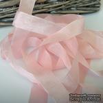 Лента Seam Binding Baby Pink, ширина 14мм, длина 90см - ScrapUA.com