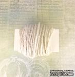Бечевка декоративная, льняной, 10 м - ScrapUA.com