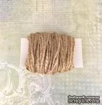 Бечевка декоративная, бежевый, 10 м - ScrapUA.com