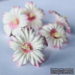 Сакура, 35 мм, цвет бело-розовый, 1 шт. - ScrapUA.com