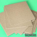 Крафт-картон, цвет: крафт,  толщина 1,3 мм, 1 шт. - ScrapUA.com