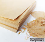 Крафт-бумага, 30х30 см, цвет: крафт,  плотность 70г/м2, 1 шт - ScrapUA.com