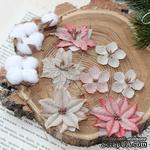 Набор цветов TM Iris - Cortez Craft, 10 шт - ScrapUA.com