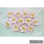 Набор цветов TM Iris - Denise светло-розовые, 12 шт - ScrapUA.com
