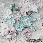 Набор цветов TM Iris - Mystery Dream Морозный иней, 14 шт - ScrapUA.com