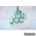 Набор цветов TM Iris - Viva Rosita светло-голубые, 14 шт - ScrapUA.com