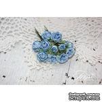 Набор цветов TM Iris - Viva Rosita синие, 14 шт - ScrapUA.com