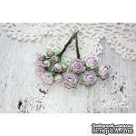 Набор цветов TM Iris - Viva Rosita светло-сиреневые, 14 шт - ScrapUA.com