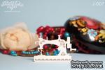Чипборд от Вензелик - Швейная машинка, размер: 43x67 мм - ScrapUA.com