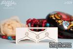 Чипборд от Вензелик - Набор плечиков, размер: 24x42 мм - ScrapUA.com