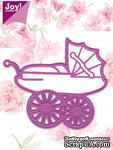 Лезвие Joy! Crafts Cutting & Embossing Dies - Baby Carriage - Детская коляска - ScrapUA.com