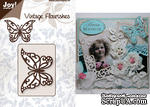 Лезвие Vintage Flourishes - Butterfly - Бабочка - ScrapUA.com