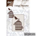 Лезвие Joy! Crafts Vintage Flourish Dies - Bird Cage - Клетка для птиц - ScrapUA.com