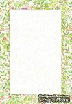 Лист двусторонней скрапбумаги от Galeria Papieru - Jak we snie - JWS 04 - 10х14,5см - ScrapUA.com