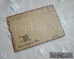 """Винтажный конверт """"Book"""", 1 шт - ScrapUA.com"""
