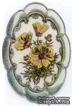 Акриловый штамп La Blanche - Framed blossoms - ScrapUA.com