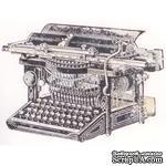 Акриловый штамп La Blanche - Ancient Typewriter - ScrapUA.com
