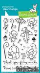 Штампы от Lawn Fawn - Fairy Friends - ScrapUA.com
