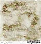 Лист бумаги для скрапбукинга от Magnolia - LITTLE COTTAGE - ScrapUA.com