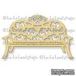 Лезвие La-La Land Crafts - Garden Bench - ScrapUA.com