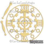 Лезвие La-La Land Crafts - Steampunk Clock - ScrapUA.com