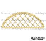 Лезвие La-La Land Crafts - Lattice Doily Border - ScrapUA.com