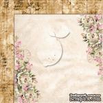 Лист двусторонней бумаги для скрапбукинга LemonCraft - House of roses EXTRA 03 - ScrapUA.com