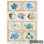 Лист с картинками LemonCraft - Vintage Time 006 - ScrapUA.com