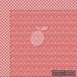 Лист двусторонней бумаги для скрапбукинга LemonCraft -Yuletide 04 - ScrapUA.com