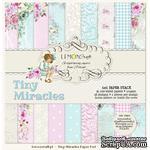 Набор скрапбумаги LemonCraft - Tiny Miracles, 15х15 см - ScrapUA.com