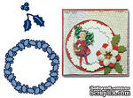 Набор лезвий Marianne Design Creatables - Holly Wreath - ScrapUA.com