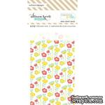 Конвертик Webster's Pages - Bulk Bags Floral: White, размер 10х7 см, 1 шт. - ScrapUA.com