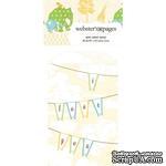 Конвертик Webster's Pages - Bulk Mini Bag Flags, размер 10х7 см, 1 шт. - ScrapUA.com