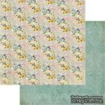 Лист скрапбумаги My Mind's Eye - Lucky Tapestry, 30х30 см, двусторонняя - ScrapUA.com