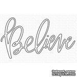 Лезвие нож My Favorite Things - Believe Die-namics - ScrapUA.com
